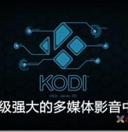 家庭影院专家 Kodi 开源多媒体影音中心